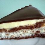 Торт конфета Баунти фото