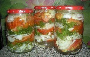 Вкуснейшие помидоры по-польски