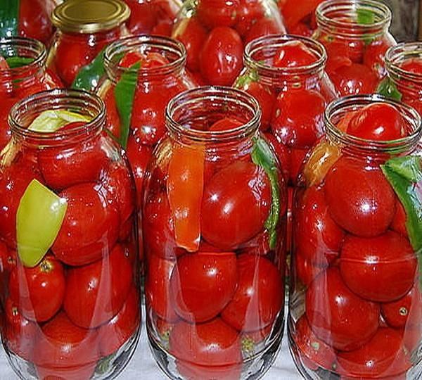 Самый вкусный рецепт помидор на зиму