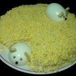 """Салат """"Мышки"""""""