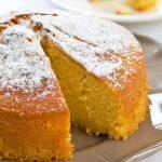 Нежный апельсиновый пирог без грамма масла, готовлю из 4 ингредиентов. Ароматный, пышный, тает во рту!