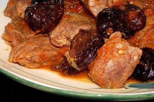 Мясо тушеное по-особому. Божественный вкус!