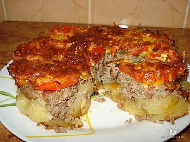 Картофель под шубой – рецепт, рожденный в СССР