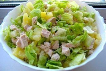 Подборка салатов для вкусного ужина