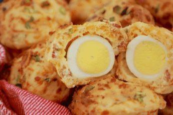 Быстрые, необычные и очень вкусные маффины на завтрак