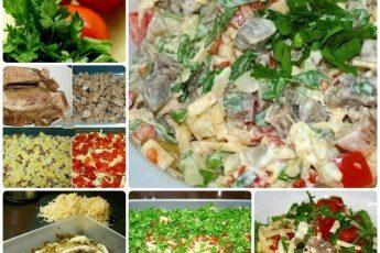 Новейший салат «Самый вкусный» обошел все другие. Салат бомба. Божественный вкус!