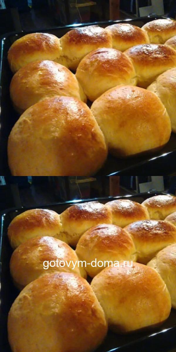 Творожные булочки — нереально мягкие и потрясающе вкусные!