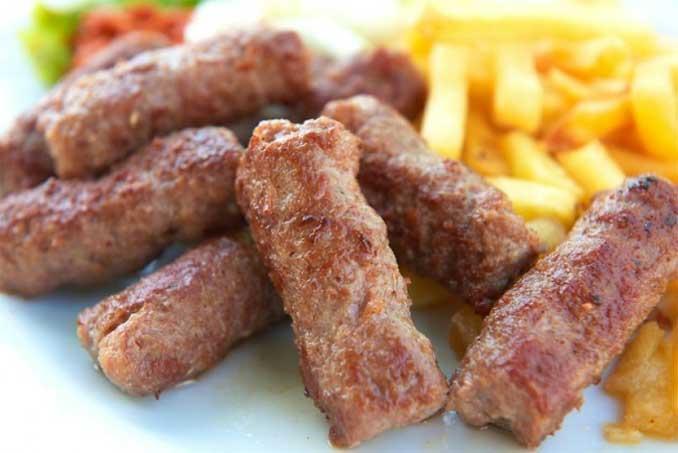Домашние колбаски «Чевапчичи» гораздо вкуснее покупных!