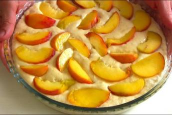 Пирог очень простой, но такой вкусный! Душевно — домашний, как в детстве