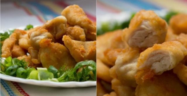 Никогда не готовила курицу подобным способом! Муж и дети слезно просят исполнить на бис. Быстро, красиво, хрустяще!