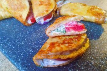 Бесподобная закуска из баклажанов простого приготовления
