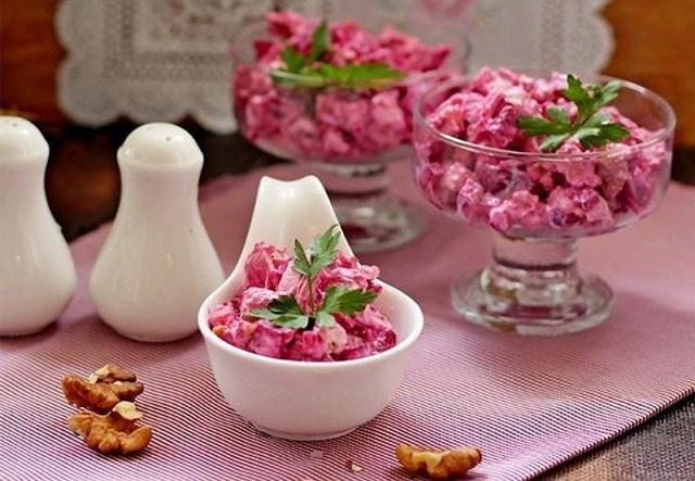 Бесподобный салат «Виолетта». Нравится всем! Просто нарасхват!