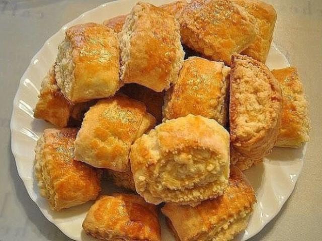 Советую взять на заметку рецепт приготовления печенья гата. Точно пальчики оближете! Нежное, мягкое... тает во рту!