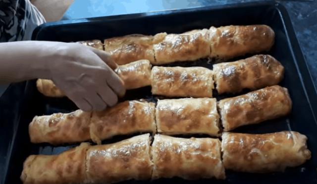 Шикарные пирожки: быстро, сытно и просто!