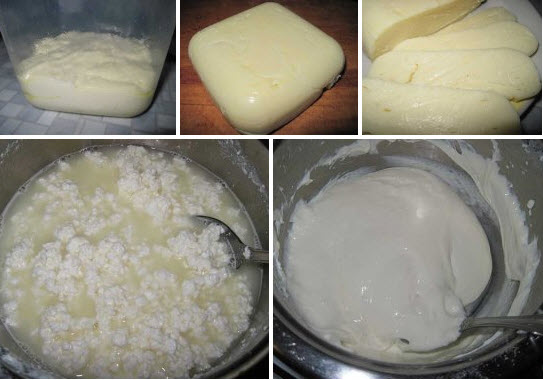 Рецепт низкокалорийного сыра