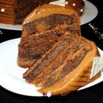 Торт «Шоколадное кухе»