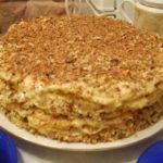 Быстрый и очень вкусный тортик «Без заморочек»