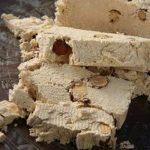 Халва из манной крупы с грецкими орехами и корицей - удачный рецепт