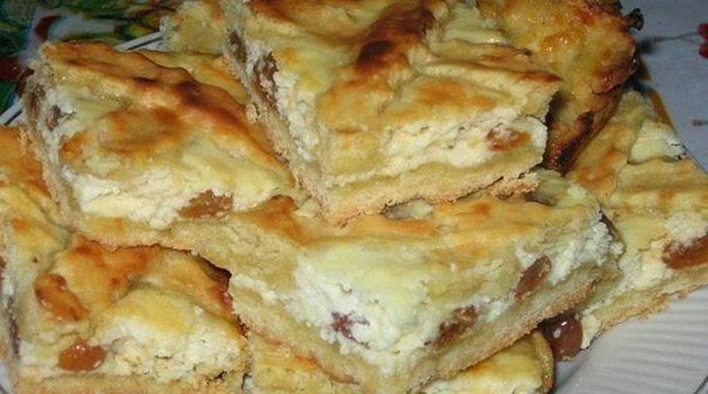 Рецепт этого пирога случайно услышала в радиопередаче… Богатый вкус!