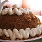 Торт из овсяного печенья без выпечки! Муж и дети в восторге! Пробуем!
