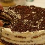 Печем этот тортик на кефире уже лет 20. Тает во рту!
