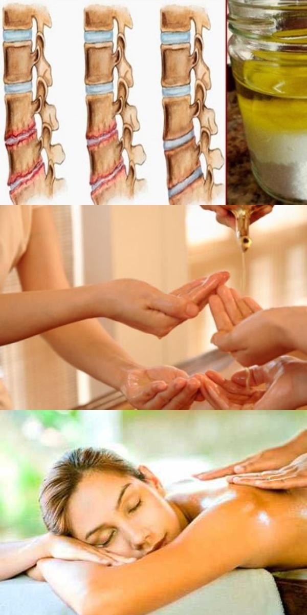 Эта смесь из 2-х ингредиентов укрепляет кости, улучшает кровоток и избавляет от боли!