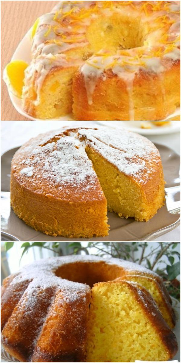 НОВЫЙ рецепт постного апельсинового кекса. Удивительно вкусное дополнение к чаю
