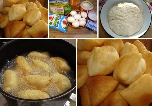 Фирменный бабушкин рецепт. Казахские баурсаки сметаются за секунды. Вкуснота!