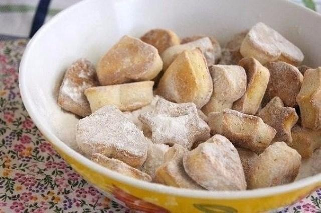 Вкусные и нежные печеньки к чаю. Надежный рецепт