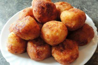 Вкусные картофельные шарики вместо привычного гарнира на радость гостям!