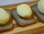 Рецепт простой, но очень вкусной закуски из хлеба и картофеля. Как пирожки 1